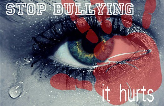 Bullying, Stop, Violate, Feelings, Sad