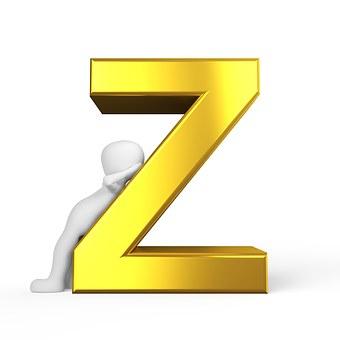 Z, Lettera, Alfabeto