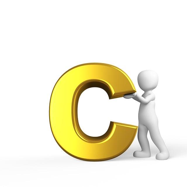 R O C K: C Letter Alphabet · Free Image On Pixabay