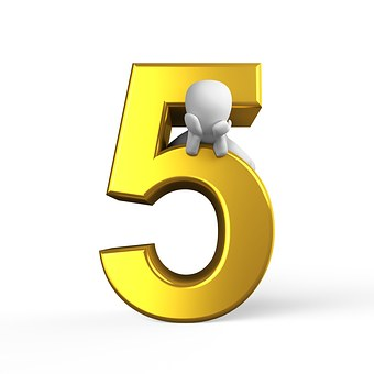 Number, 5 - Free images on Pixabay