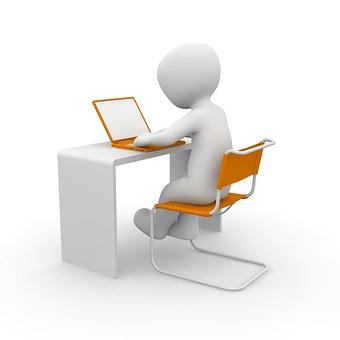 Laptop, Learn, School, Computer, Monitor