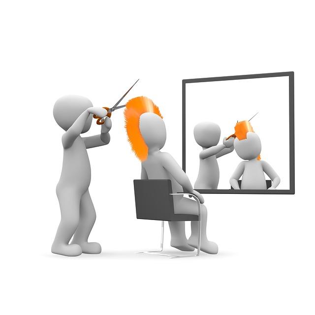 Hairdresser Hair Cut 183 Free Image On Pixabay