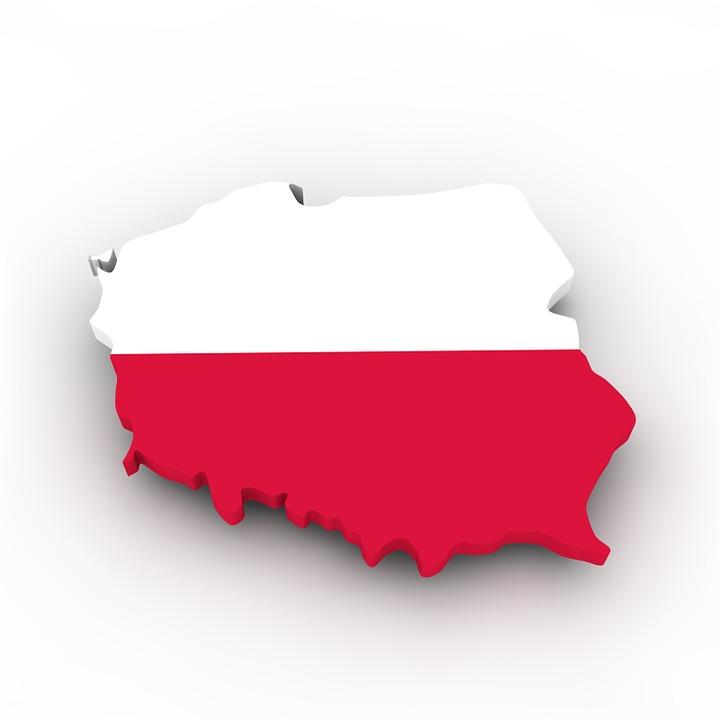 Map Poland Flag - Free image on Pixabay