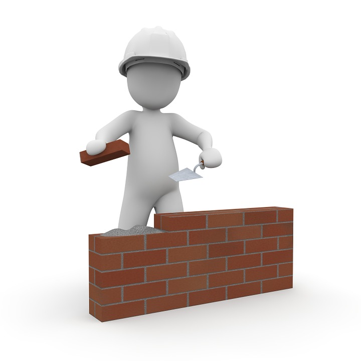 Maurer, Construction Workers, Housebuilding, Site