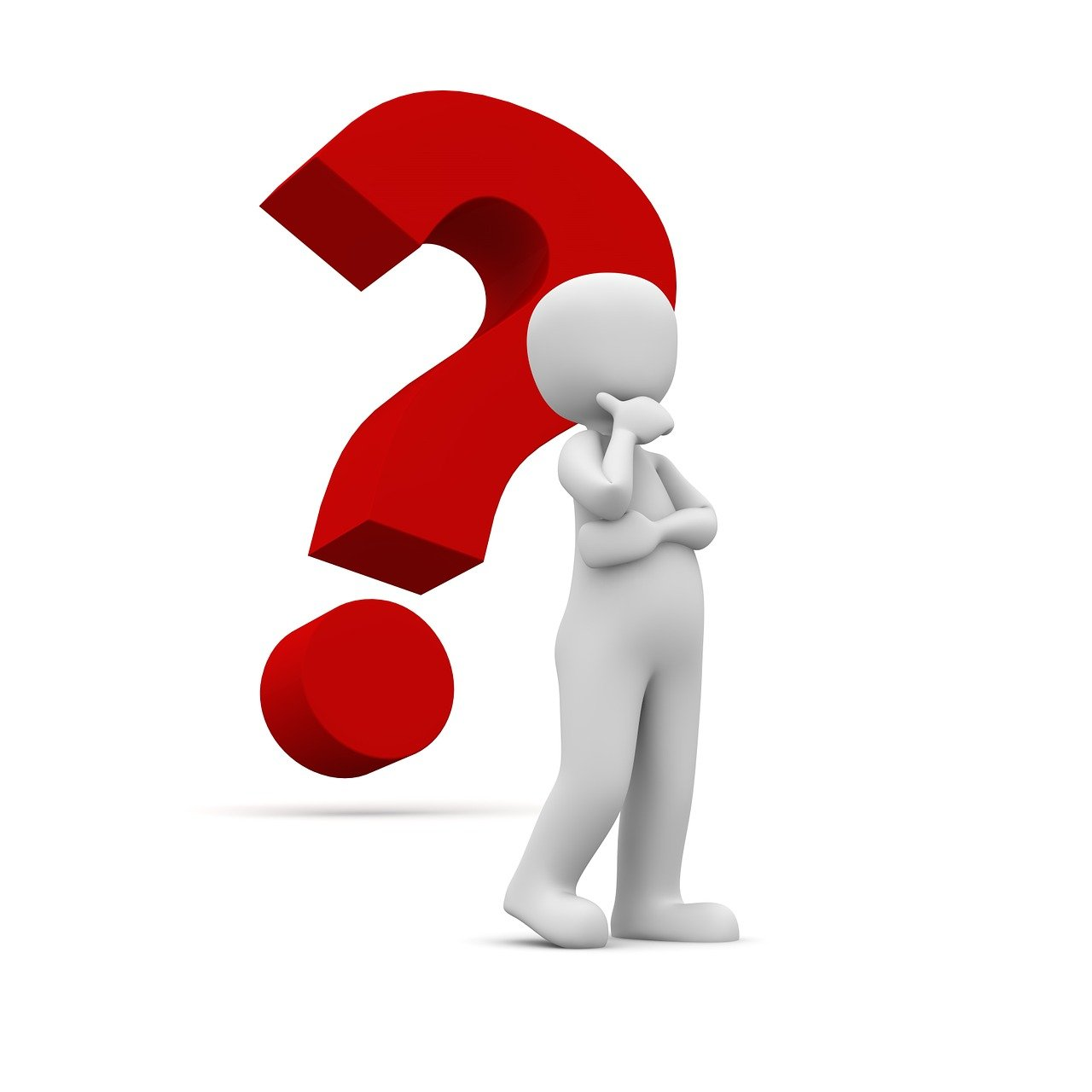 Question Mark Response - Free image on Pixabay
