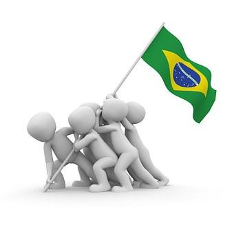 パトリオット, フラグ, プライド, 愛国心, ブラジル