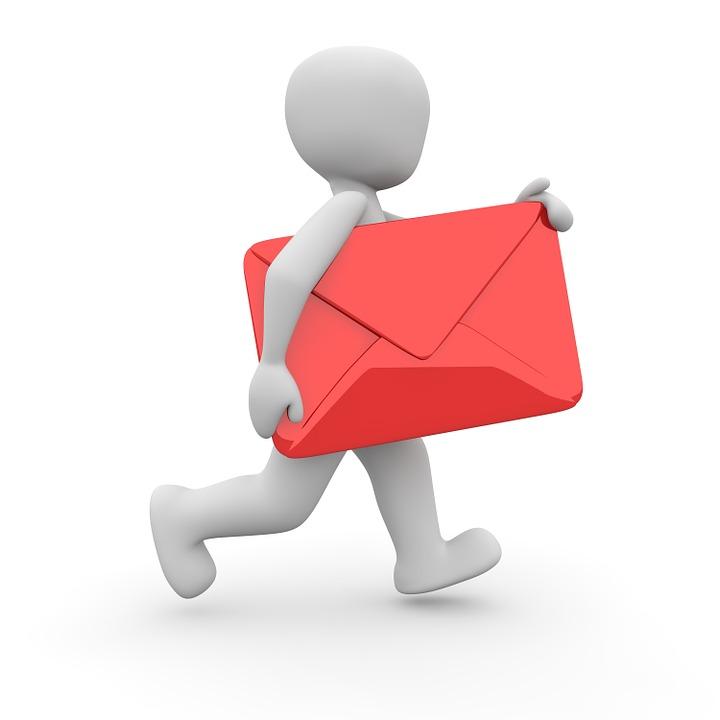 Post, Brev, Kuvert, Skriva, Meddelande