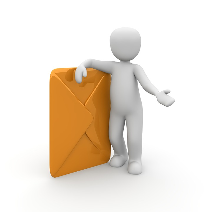 Post, Brief, Briefumschlag, Umschlag, Schreiben