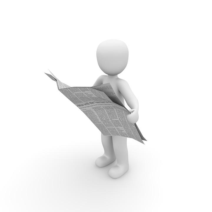 Blättern, Seite, Umblättern, News, Zeitung, Papier