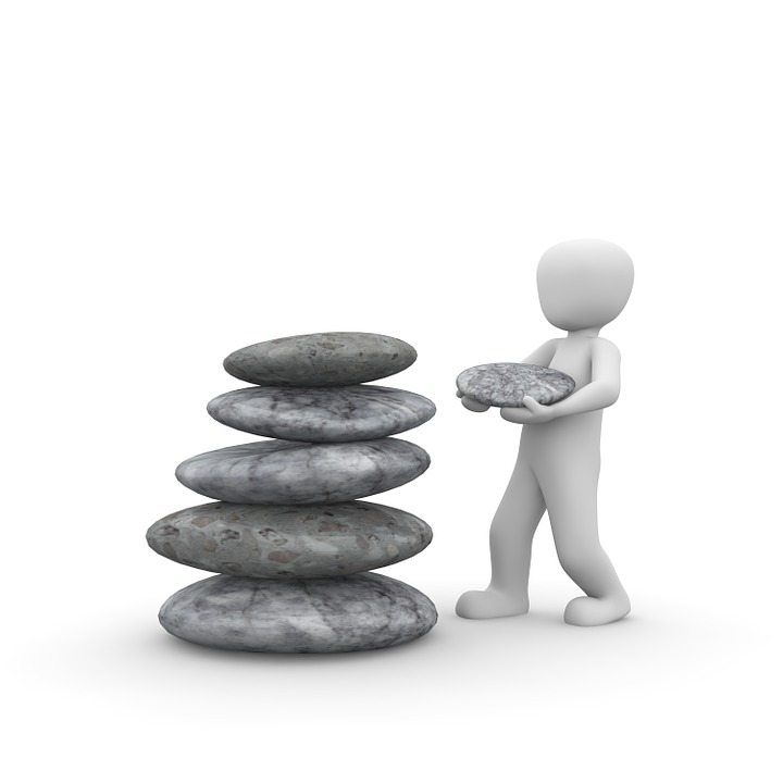 Wellness bilder steine  Kostenlose Illustration: Feng Shui, Steine, Meditation, Zen ...