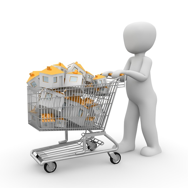 Shopping cart chrome free image on pixabay Shopping for home