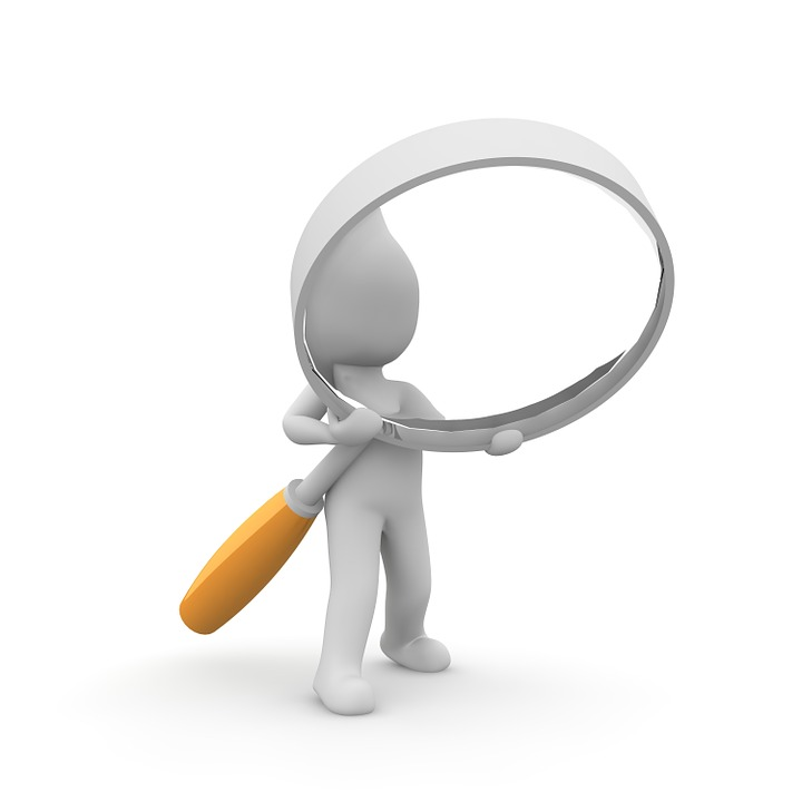 Free illustration: Magnifying Glass, Search, To Find - Free Image ...