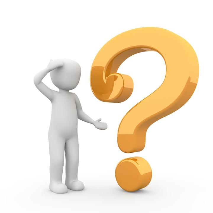 Fragezeichen Frage Antwort · Kostenloses Bild auf Pixabay