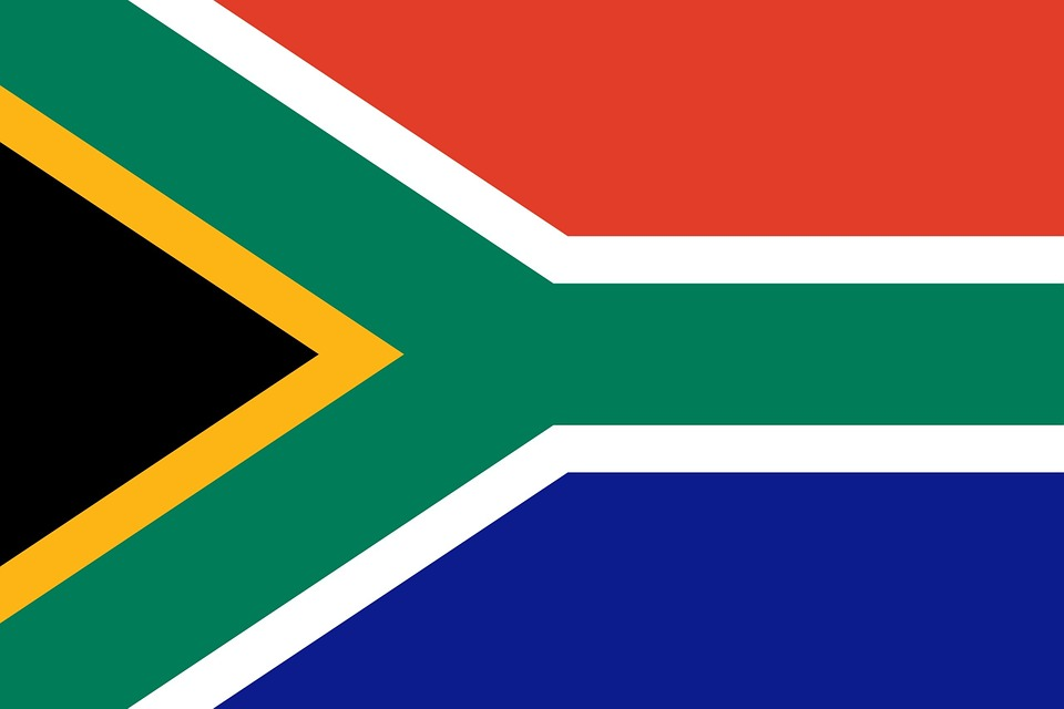 Map Of Africa With Flags.Map South Africa Flag Free Image On Pixabay