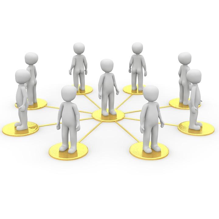 Red, Sociedad, Social, Comunidad, Cooperación, Zirkel