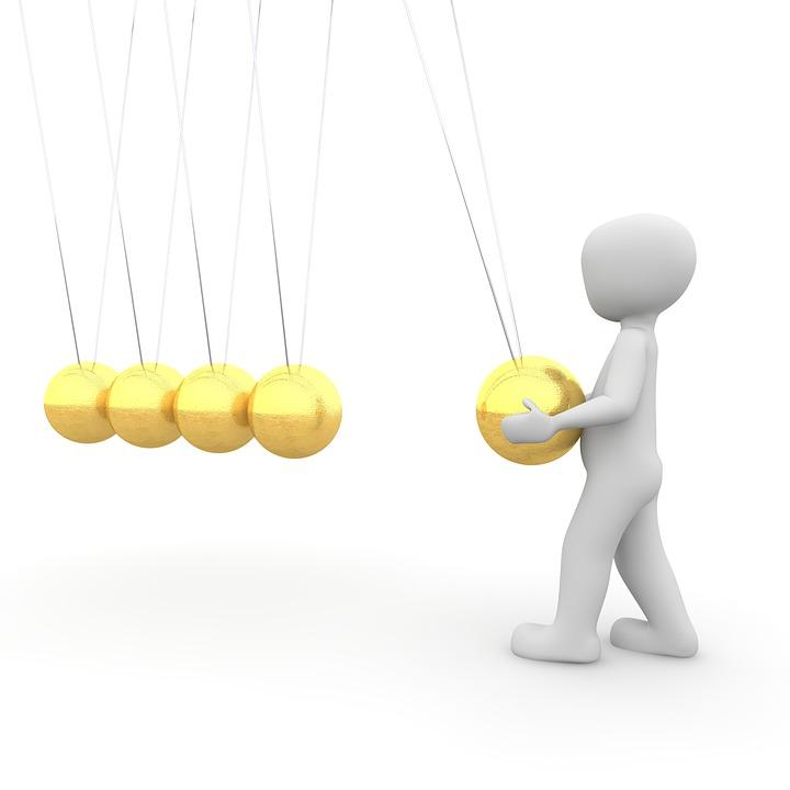 Bola Física Swing Junta De Rótula · Imagen gratis en Pixabay