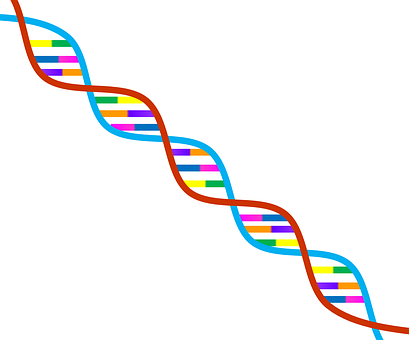 Dna Genetics Symbol Biology Research Scien