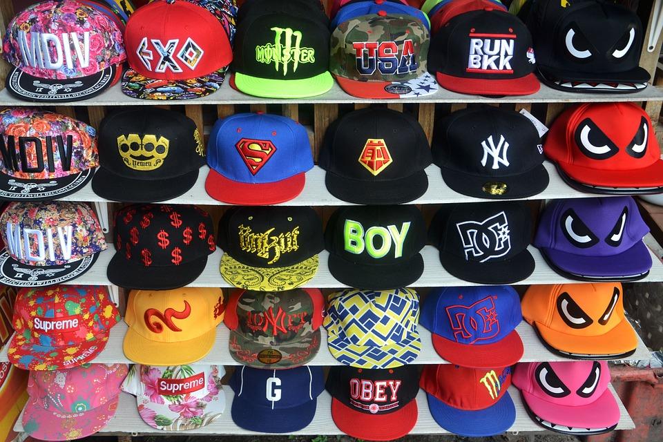 Kopfbedeckung für junge männer