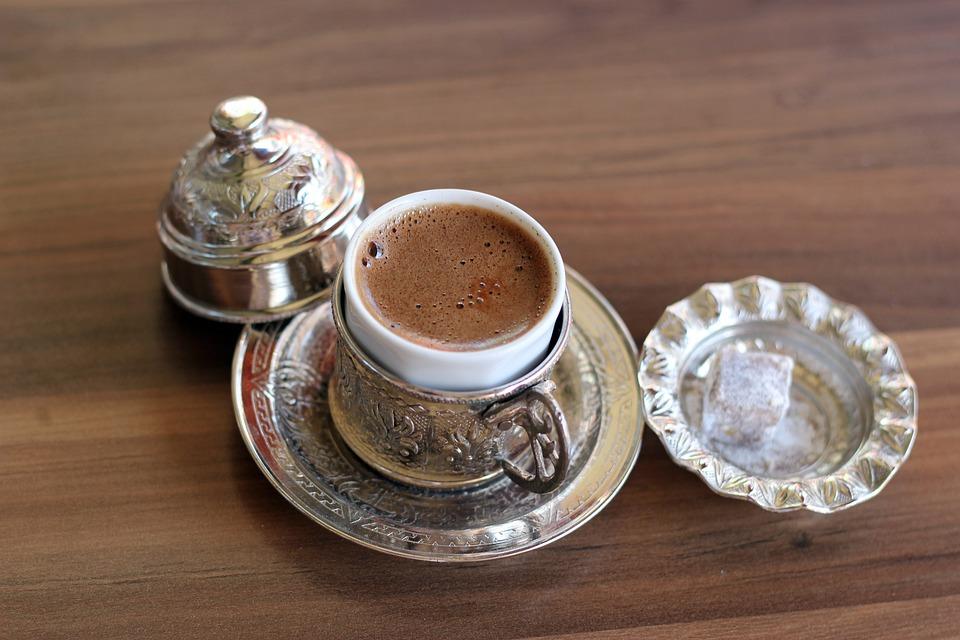 Türk Kahvesi, Geleneksel, Kahve, Türk, Kupa, Içki, Cafe