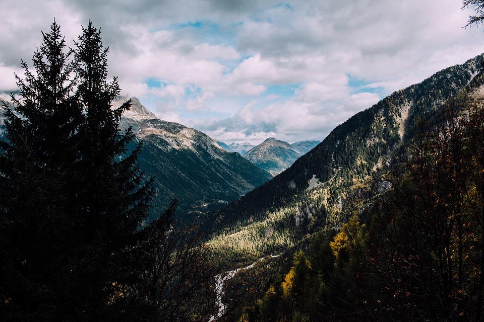 Free photo: Nature, Mountains, Nature Landscape - Free Image on ...