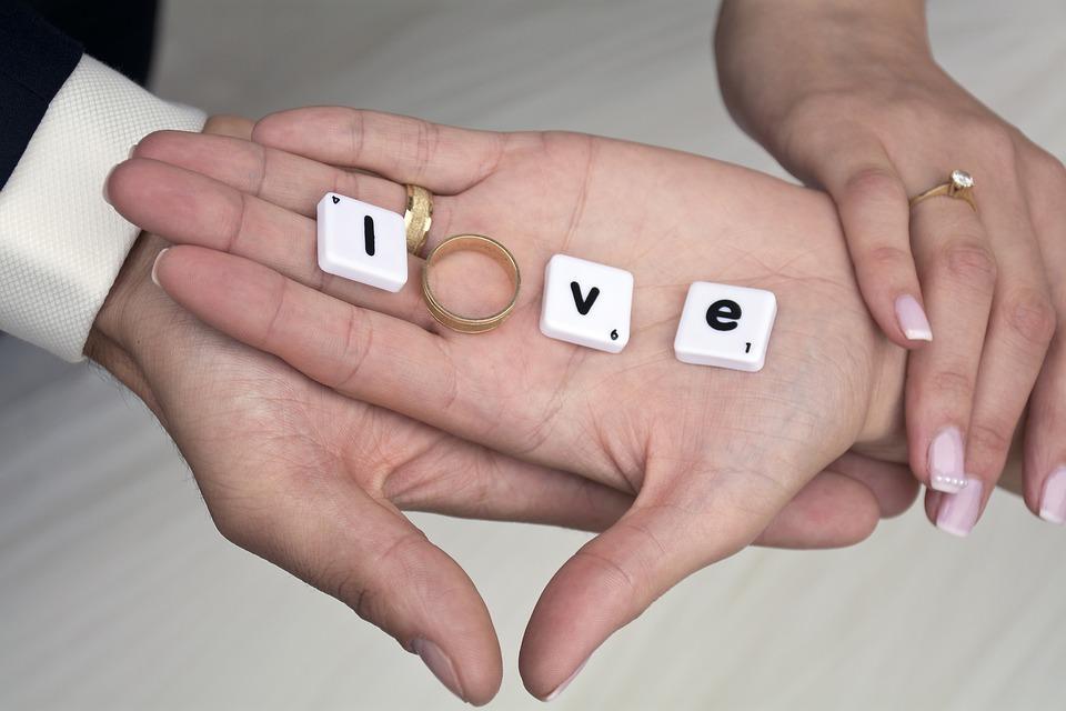 Manos, El Amor, Matrimonio, De La Mano, Enamorado