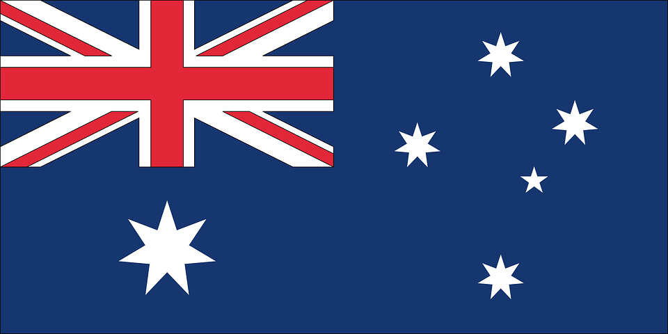 Flag, Country, Australia