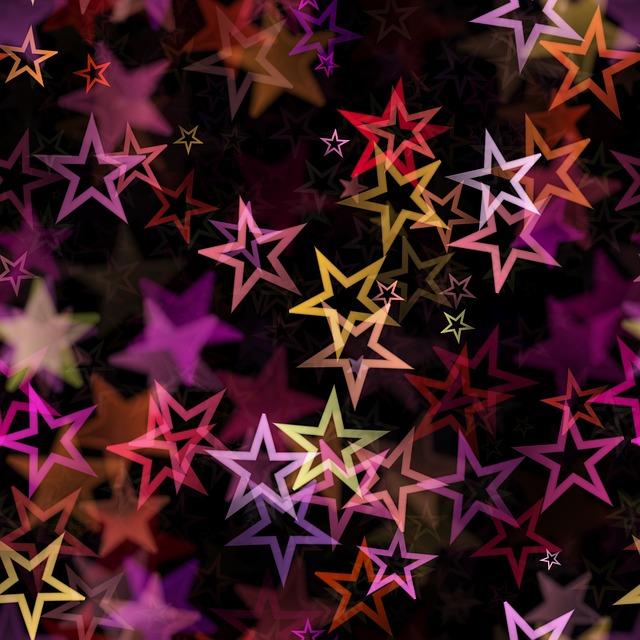 Vertical Flower Pattern Free illustration: Sta...