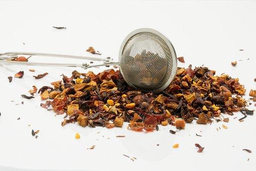 Tee, Teatime, Dryck, Bordsartiklar