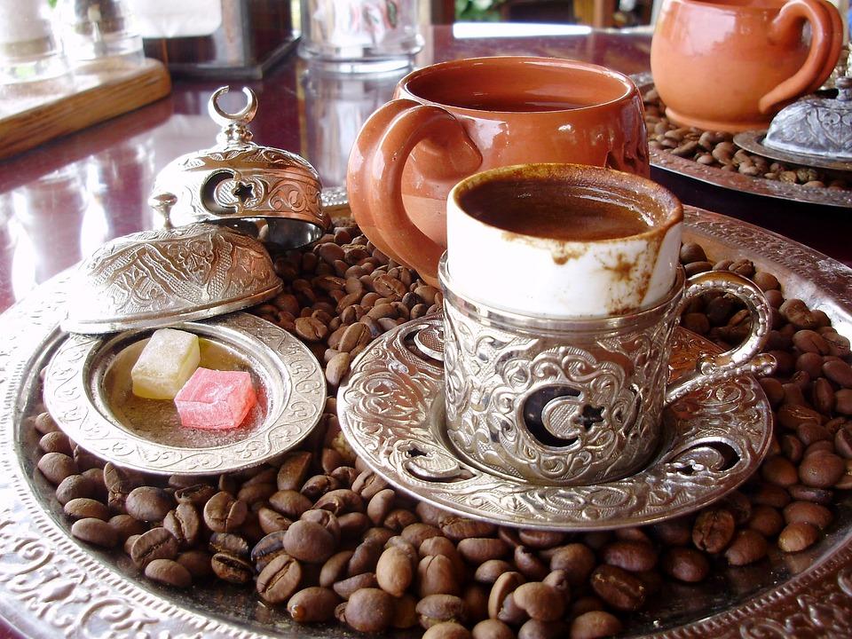 Кофе, Рахат-Лукум, Турецкий Кофе