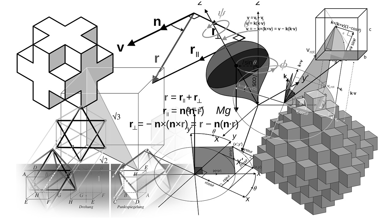 геометрия физика картинки там