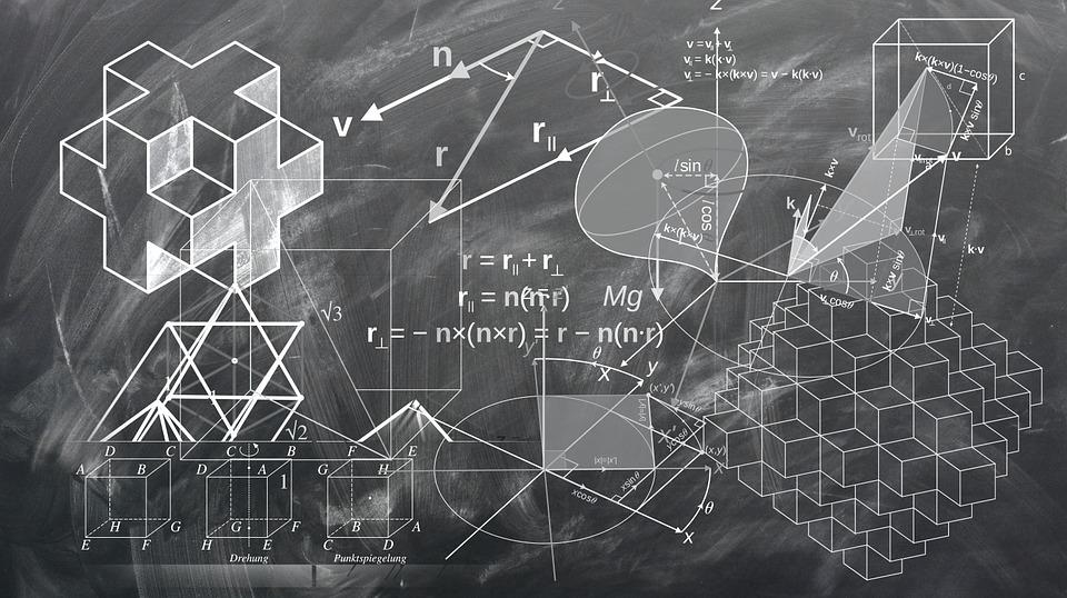 Meetkunde, Wiskunde, Kubus, Hexahedron, Lichaam