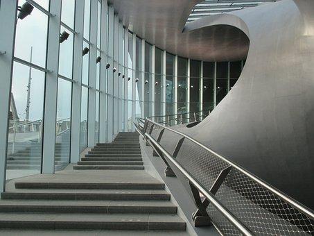 บันได, สถาปัตยกรรมสมัยใหม่, Arnhem
