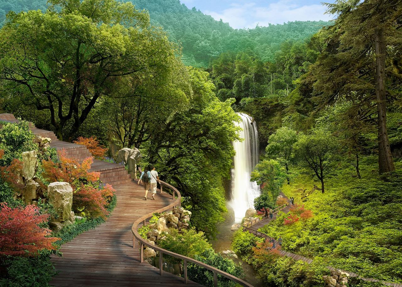 Картинки джунгли парка, днем благовещения пресвятой