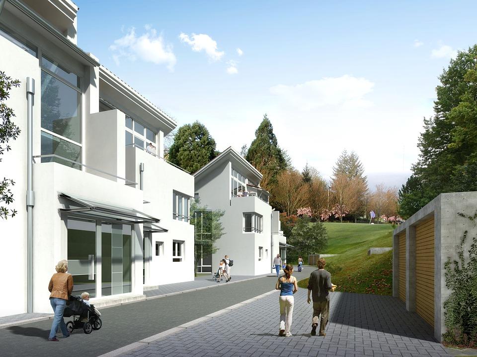 3d pixabay for Multi family home builders