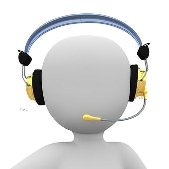 Call Center, Phone, Service, Help, Call