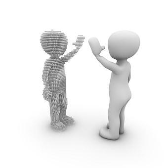 ピクセル, デジタル, アナログ, 技術, 拡張現実感, バーチャルリアリティ