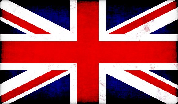 Union Jack, British, Flag, Uk, English
