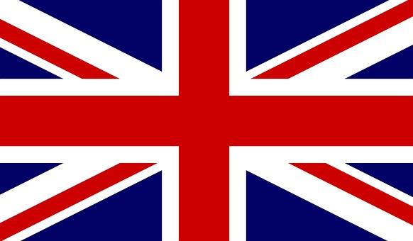 Jack Unii, British, Banderą