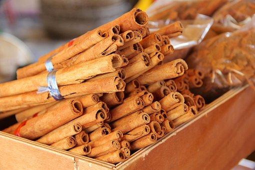 Spice Cinnamon Cinnamon Stick Christmas Ba