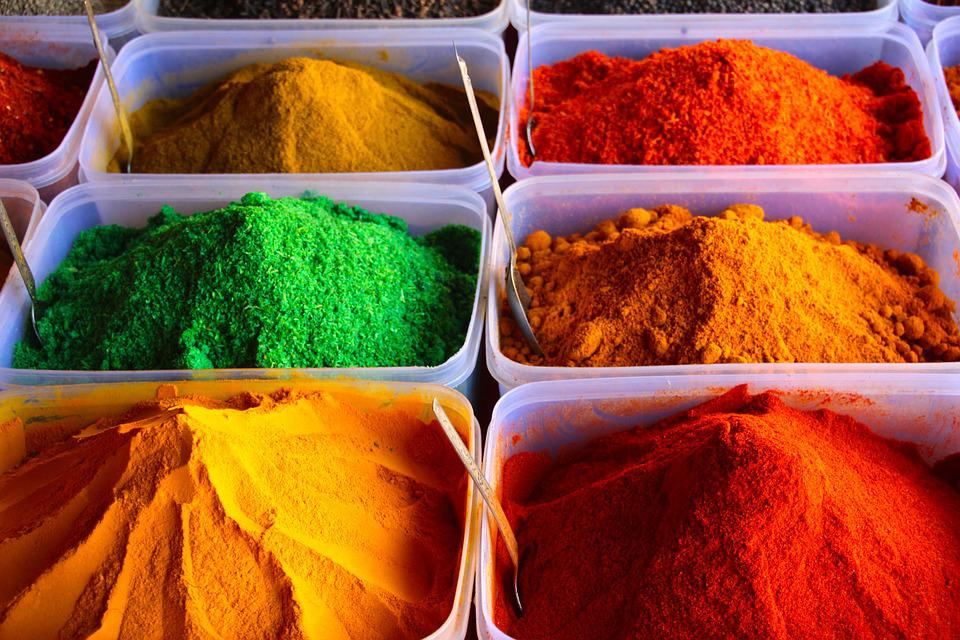 Free photo: Color, Spices, Saffron, Powder - Free Image on Pixabay ...