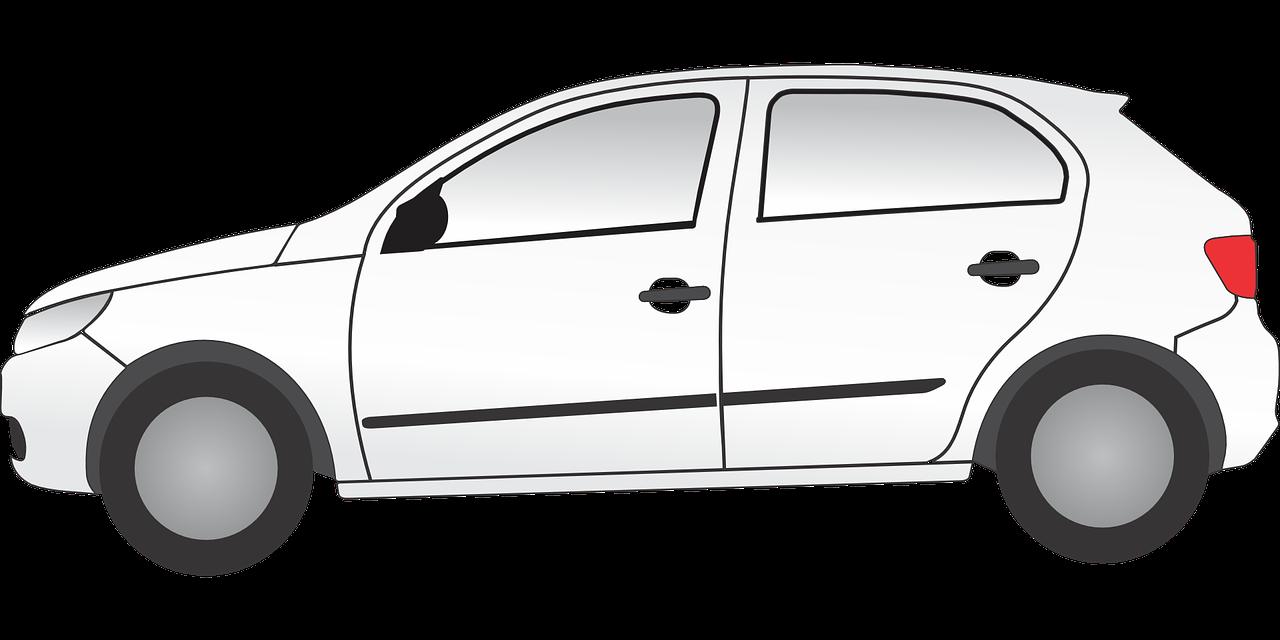можно рисунок автомобиля сбоку скоро