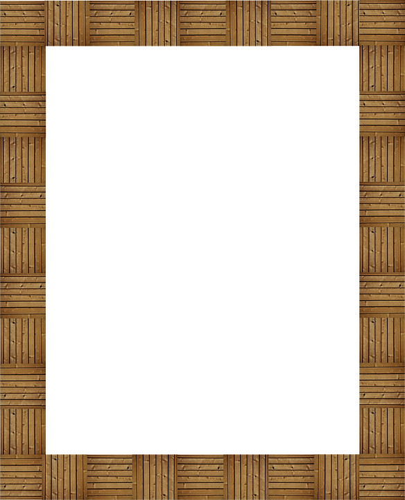 wood frame border texture wooden