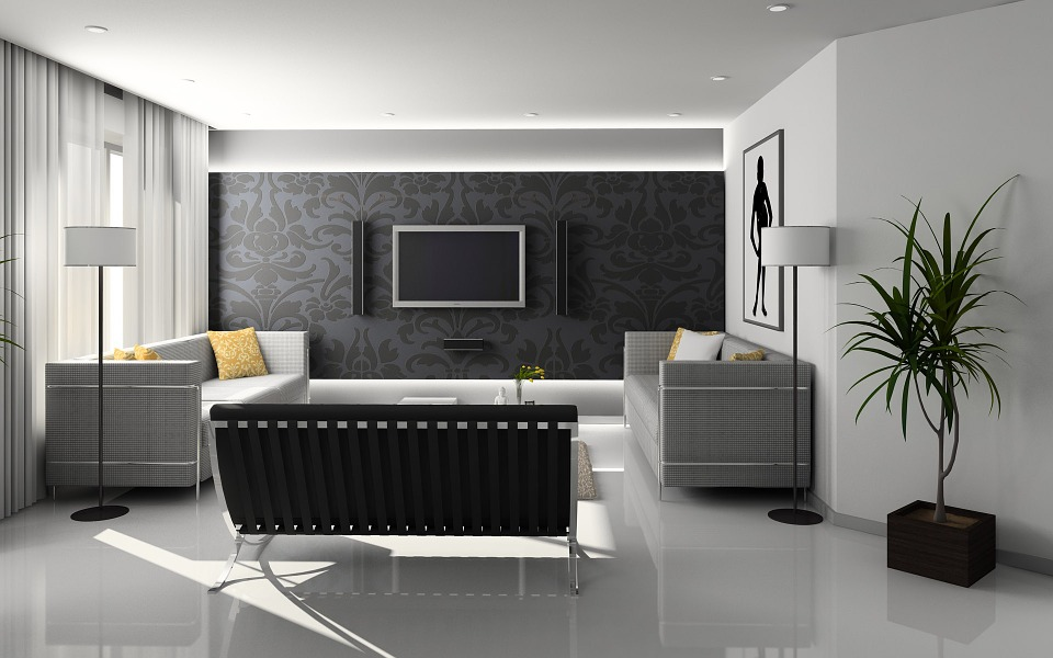 Livingroom Interior Design Free Photo On Pixabay - Interior Design Pictures