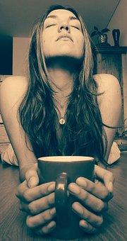Café, Calma, Tiempo, Meditar, Respirar