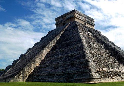 Mexico Pyramid Chichen Itza Mexico Mexico