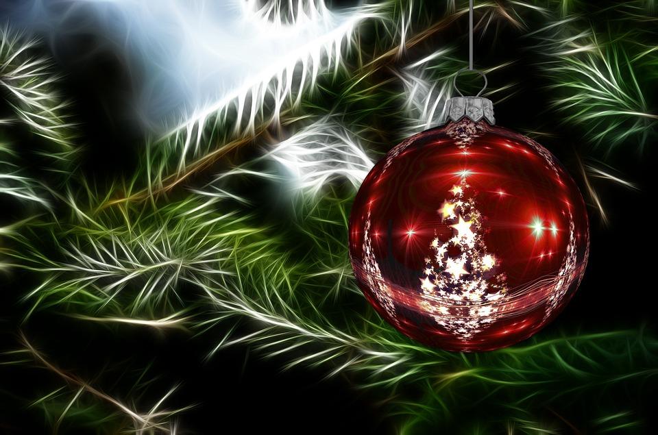 Christmas Ornament Fir Tree Free Image On Pixabay