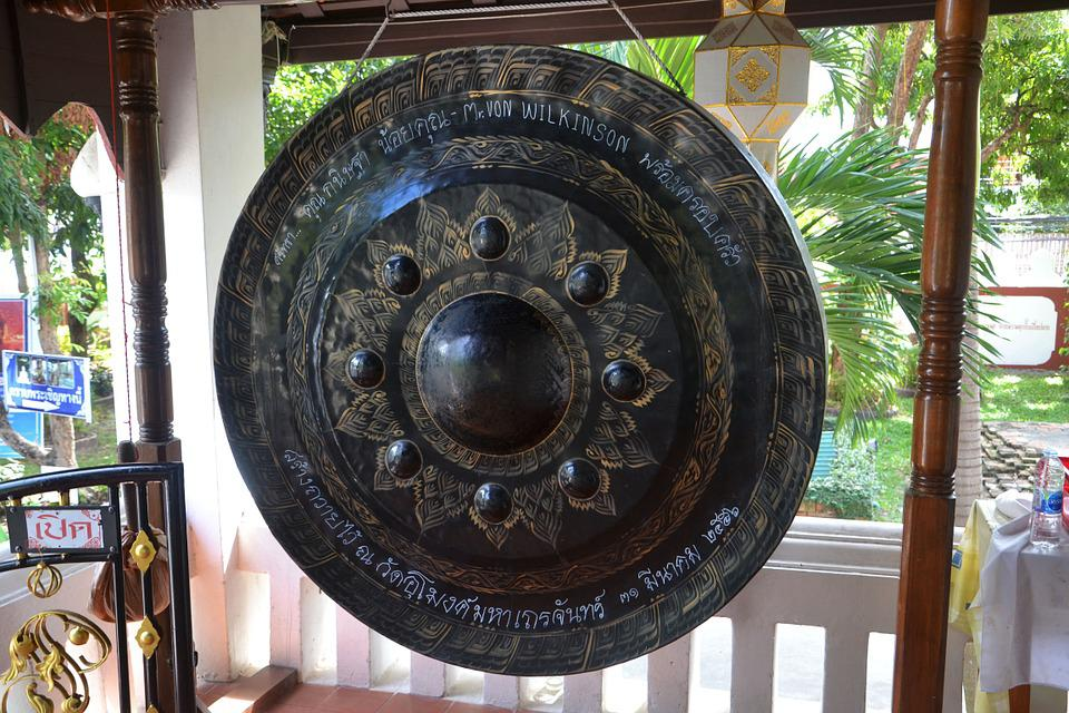 Gong Strike Bell - Free photo on Pixabay