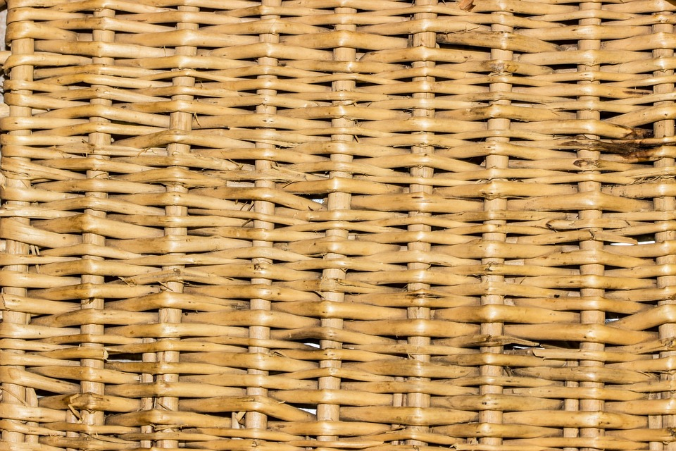 Basket Making Natural Materials : Free photo basket braid background texture