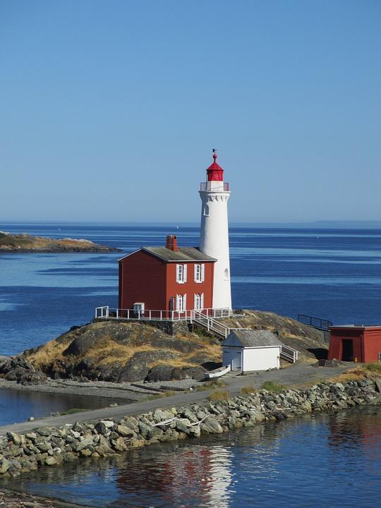 Free Photo Lighthouse Vancouver Canada Free Image On