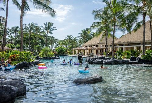 Hawaii, Oahu, Ko Olina, Marriott, Resort